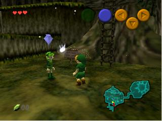 Legend of Zelda, The - Ocarina of Time